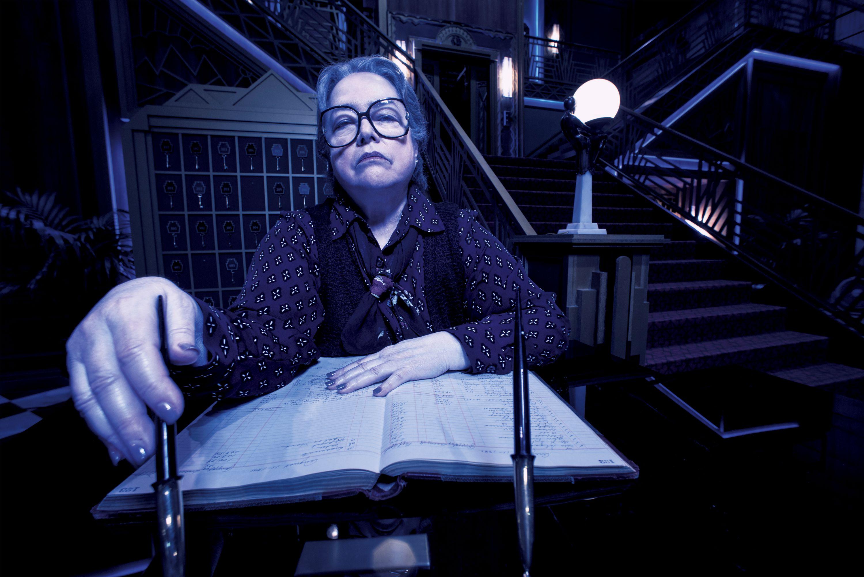 American Horror Story Season 5: Ryan Murphy Talks 'Hotel ...  Kathy Bates American Horror Story