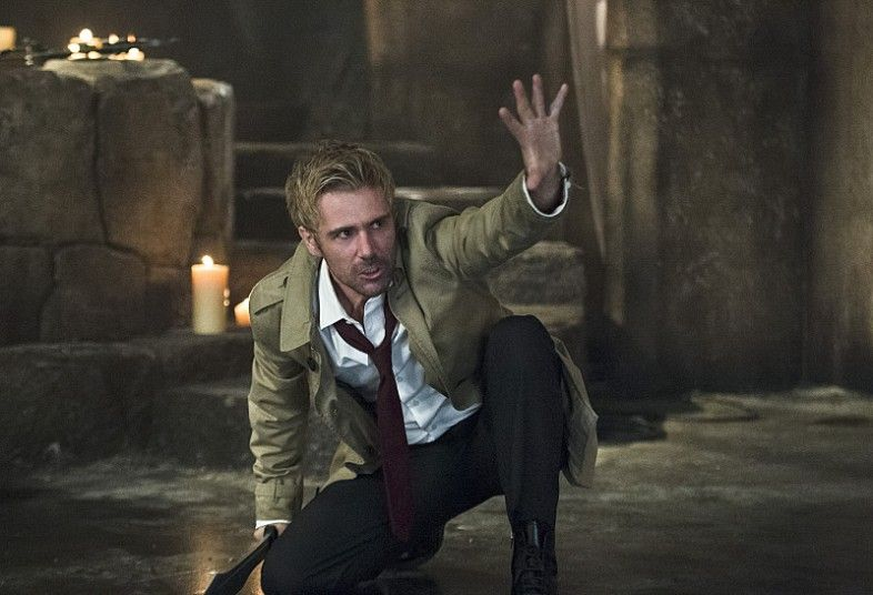 Why '-Preacher'- And '-Lucifer'- Need To Crossover With '-Constantine ...