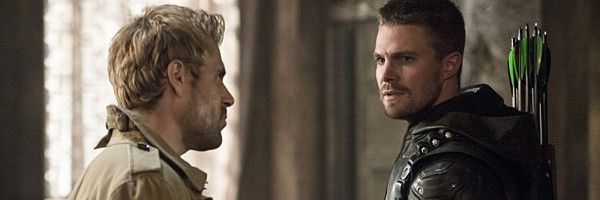 Arrow Constantine Crossover Episode Images Revealed | Collider