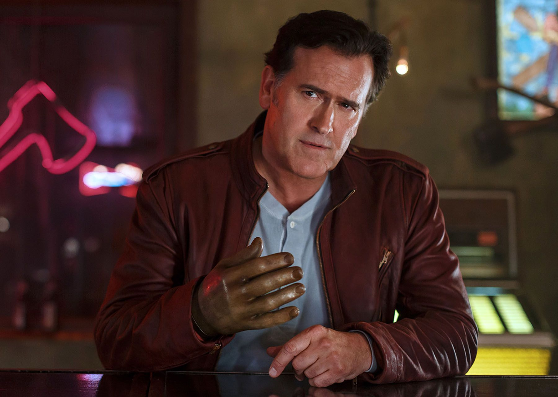 bruce campbell call of duty