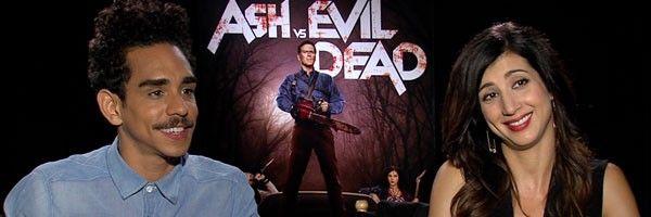 Evil Dead Cast