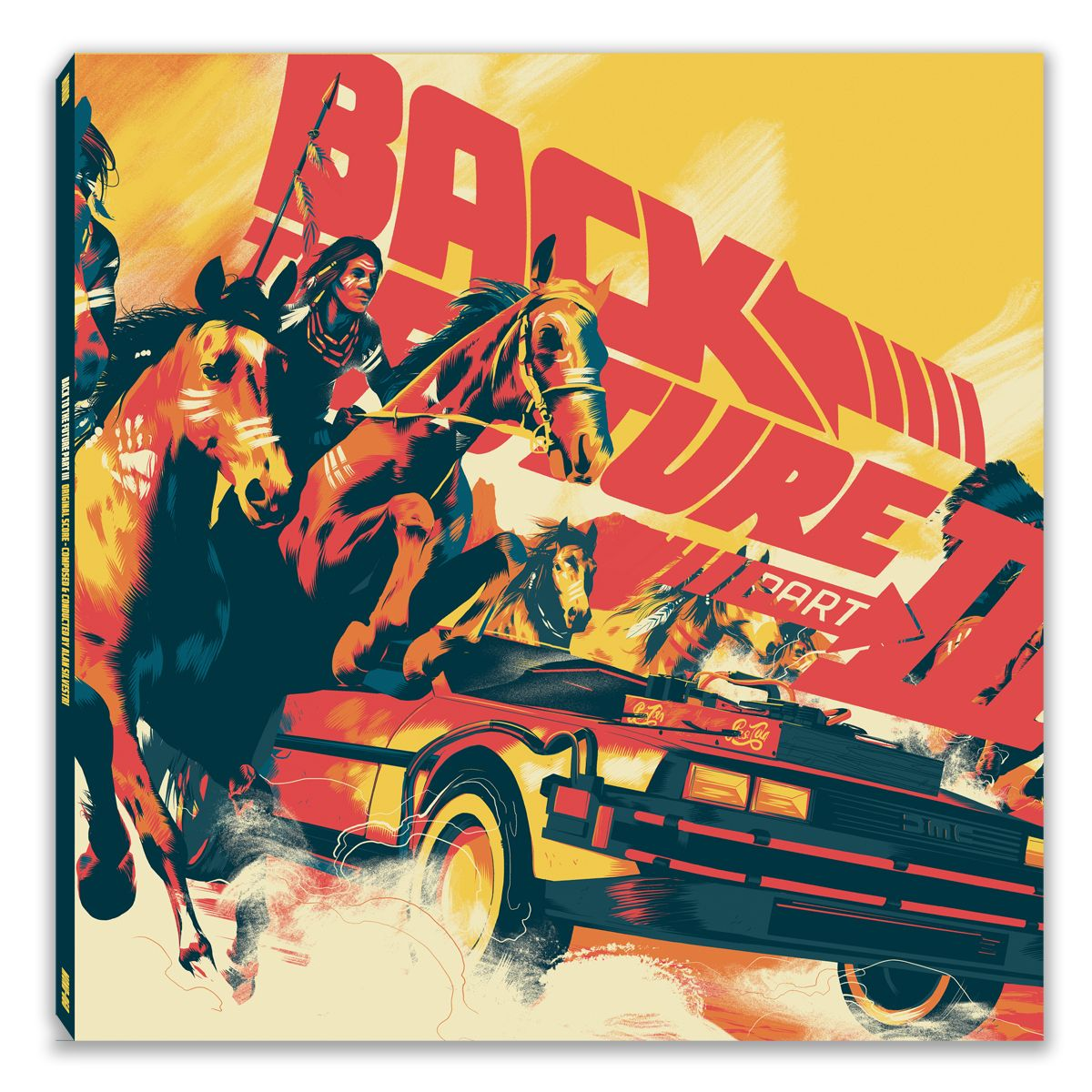 Back to the future trilogy score heads to vinyl with mondo collider