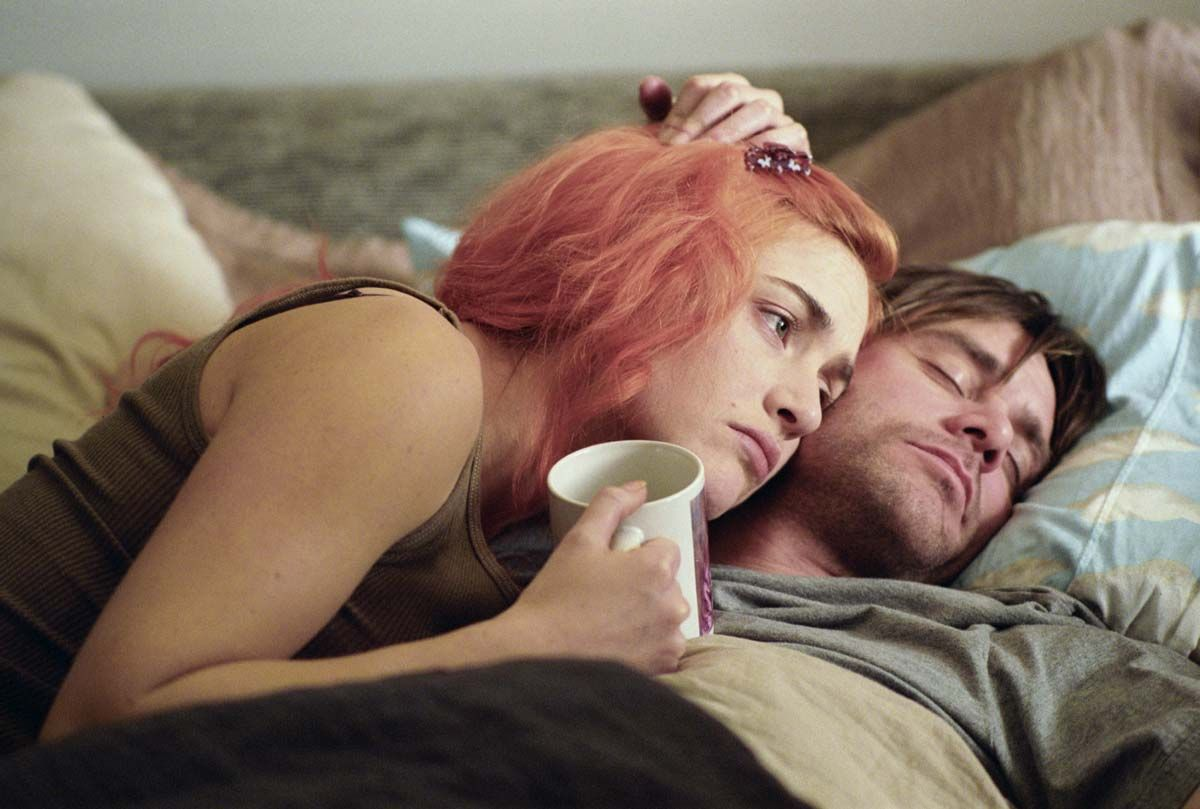 best movies of the last 25 years as picked by imdb users  eternal sunshine of the spotless mind