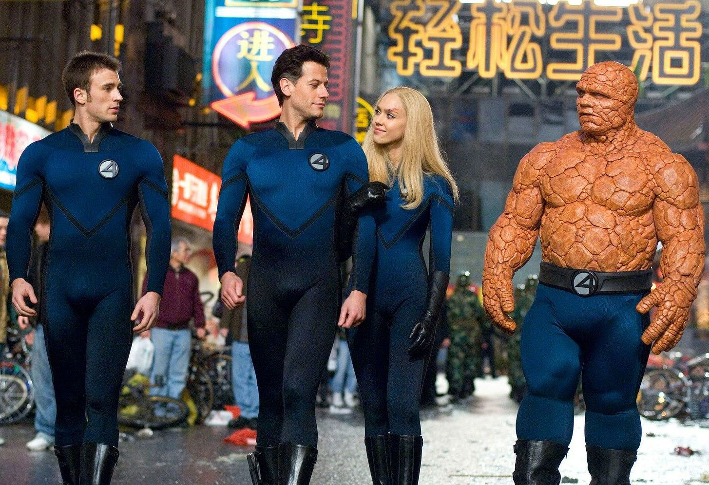 Fantastic Four 2 Removed From Fox S Release Schedule