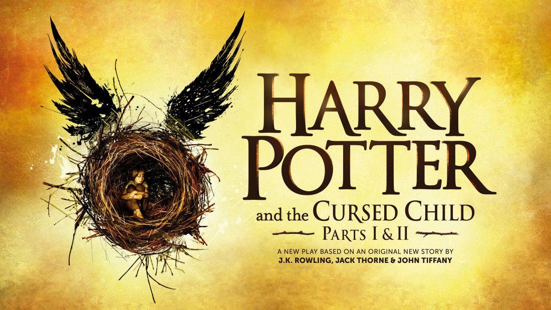 harry potter og den forbandede søn