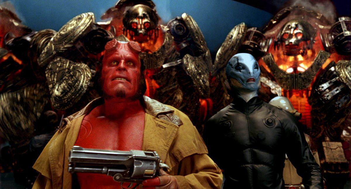 Image result for hellboy II