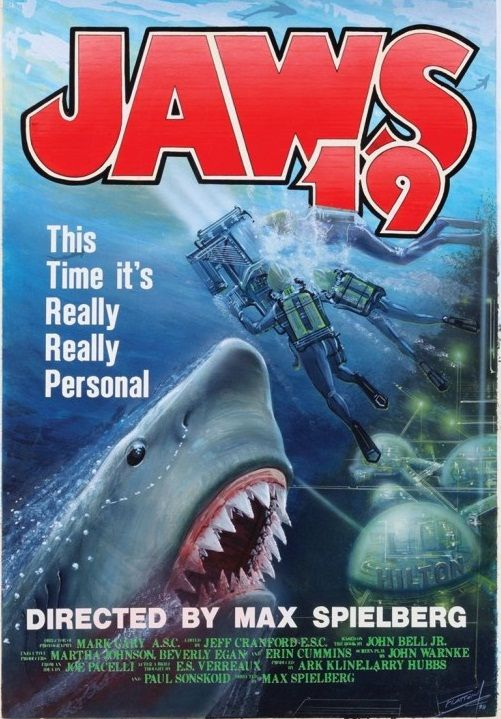Jaws 19 Trailer Celebrates Back to the Future Part 2 ...