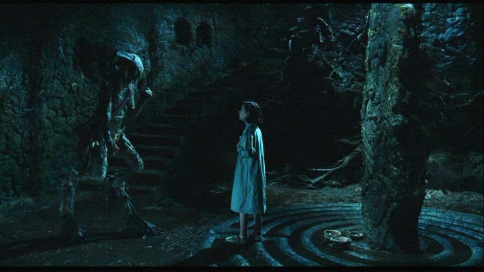 Pan's Labyrinth Blu-ray
