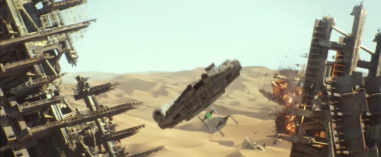 Star Wars Teil 7 Trailer