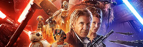 Star Wars 7 Poster Takes Us To A Galaxy Far, Far Away