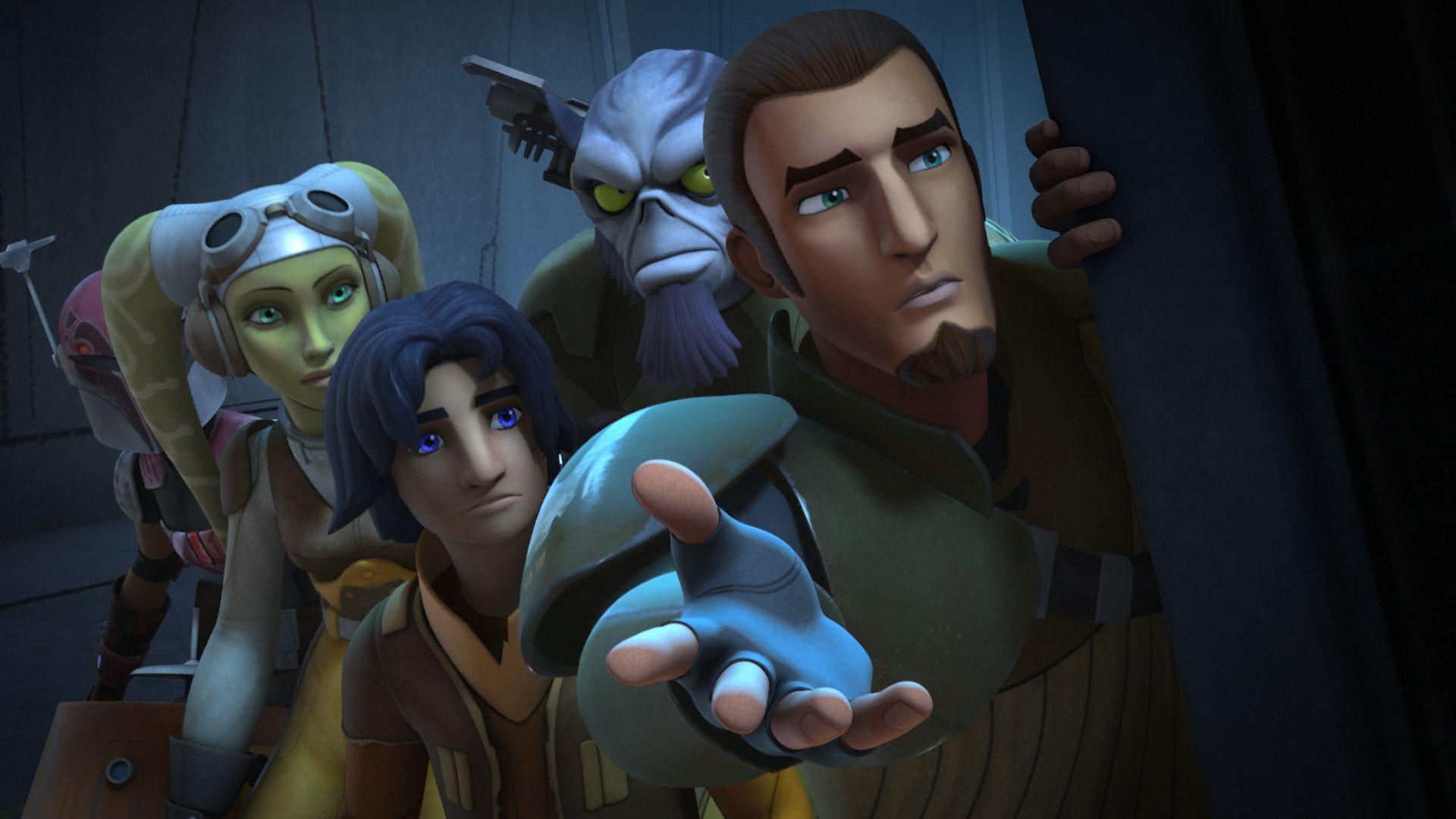 Star Wars Rebels Season 2: 20 Things to Know   Collider