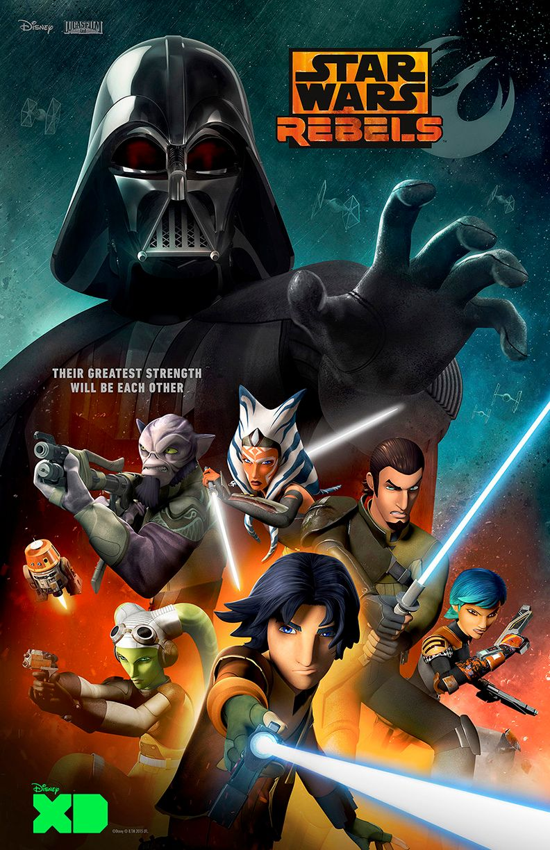 Star Wars Rebels Rollen