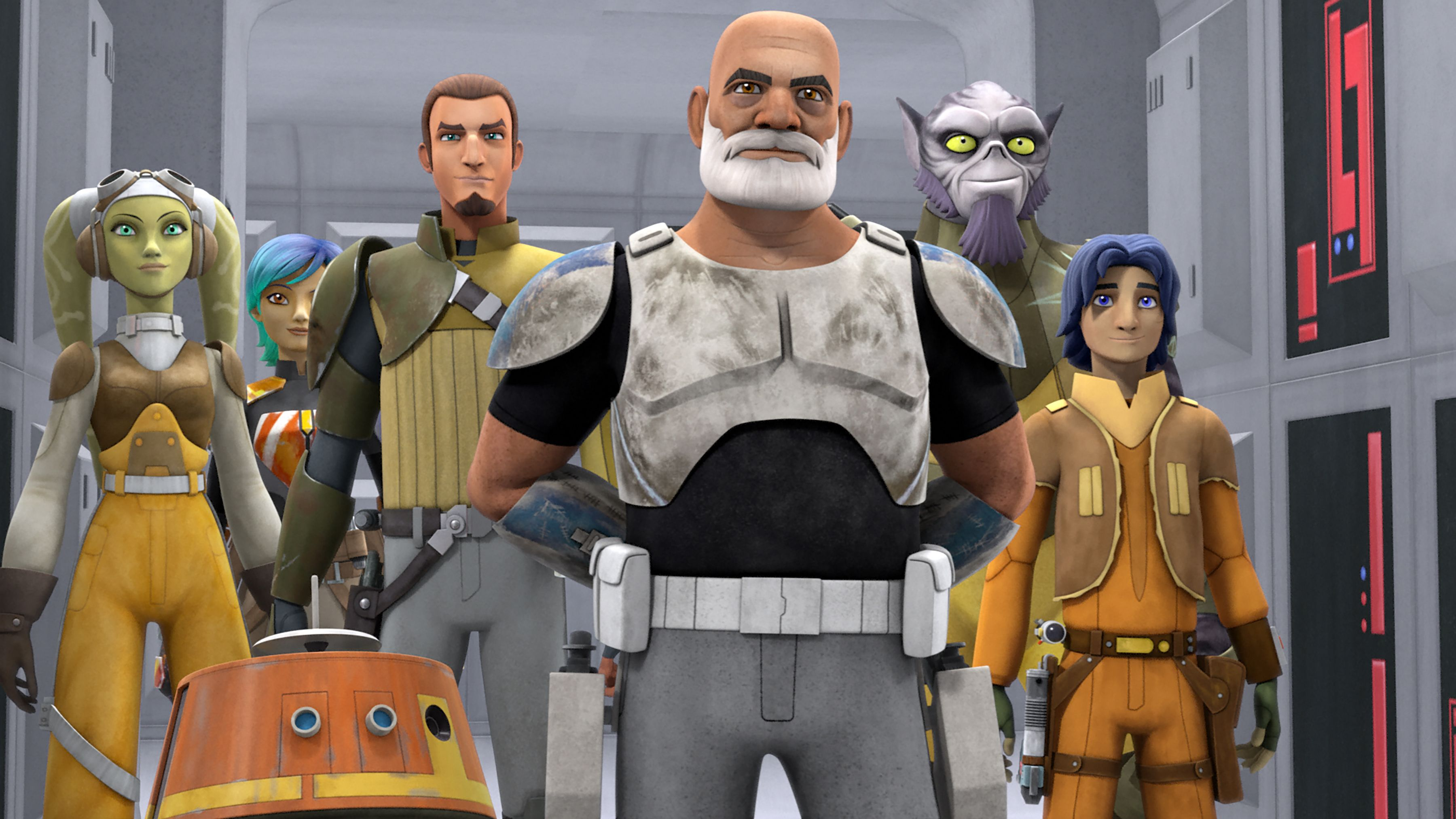 f8d7b30d Star Wars Rebels Season 2: 20 Things to Know | Collider