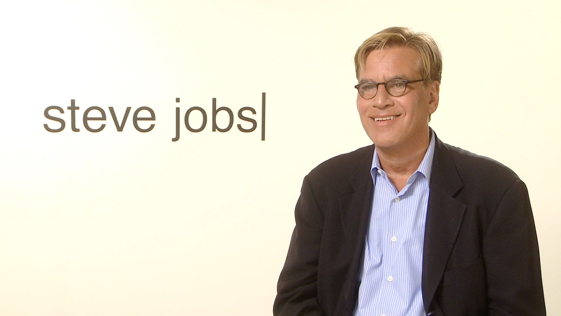 Aaron Sorkin on Steve Jobs and the Secret to Great Dialogue