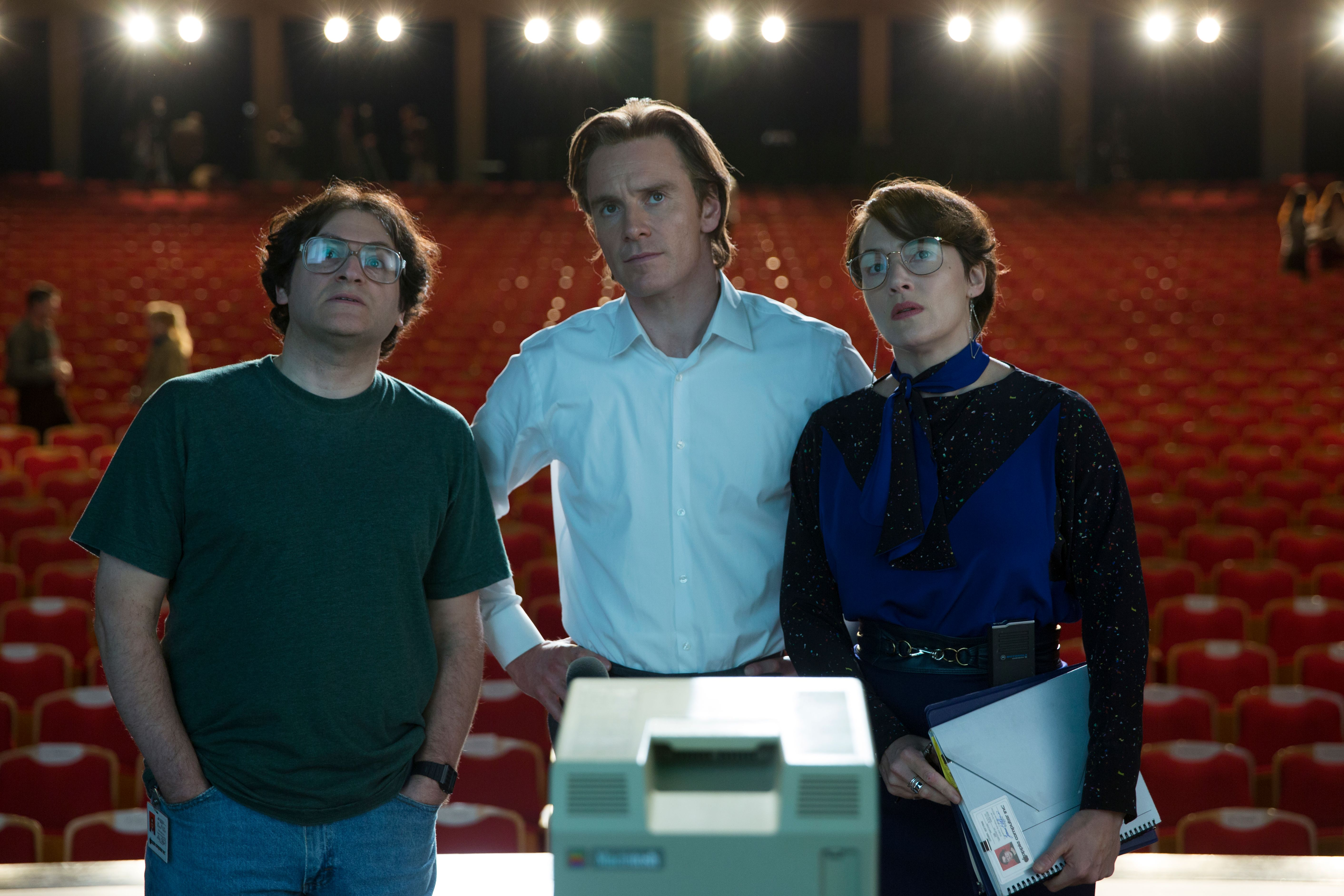 Steve Jobs Movie Cast Talks Memorable Moments from Filming   Collider