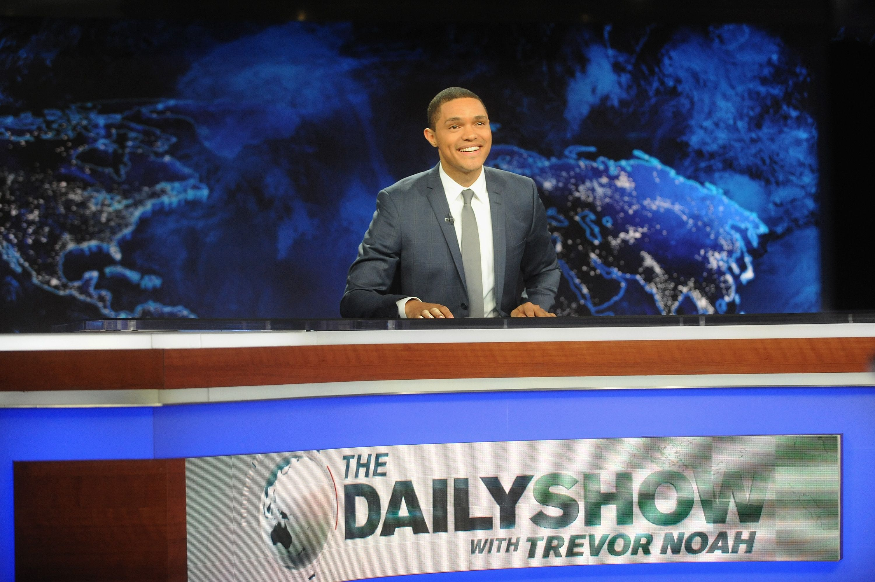 The Daily Show with Trevor Noah Review: First Week | Collider