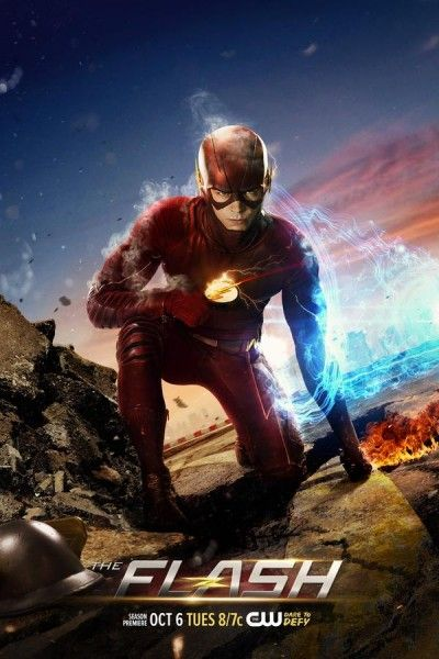 the-flash-season-2-poster