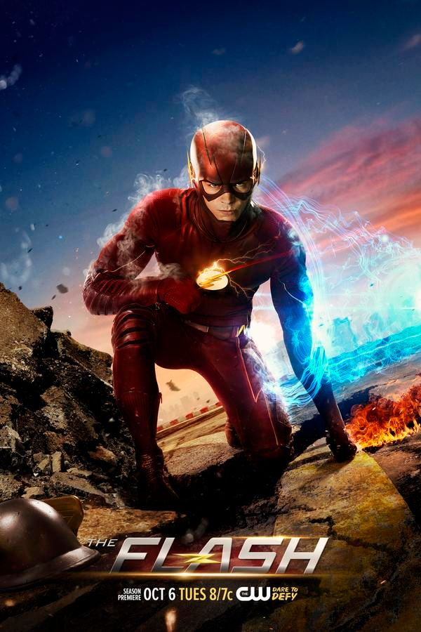 """The Flash: Killer Frost and Deathstorm in """"Welcome to Earth-2""""  Collider"""