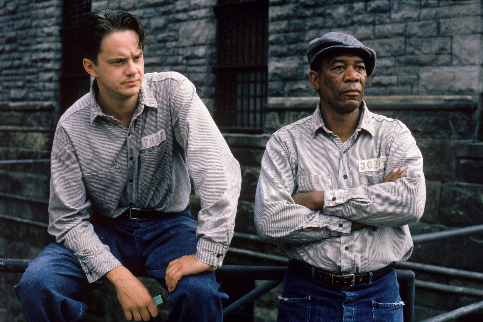 best movies of the last years as picked by imdb users collider the shawshank redemption