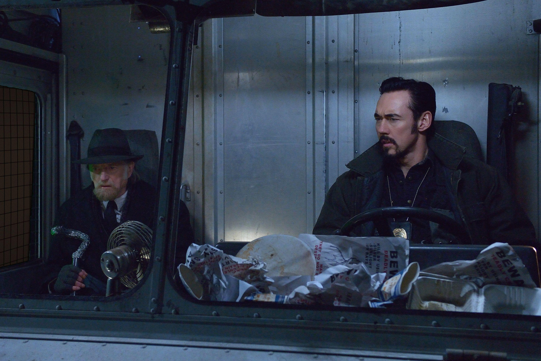 fde2e0c6e179 The Strain Season 3 Trailer  New Yorkers vs. Vampires