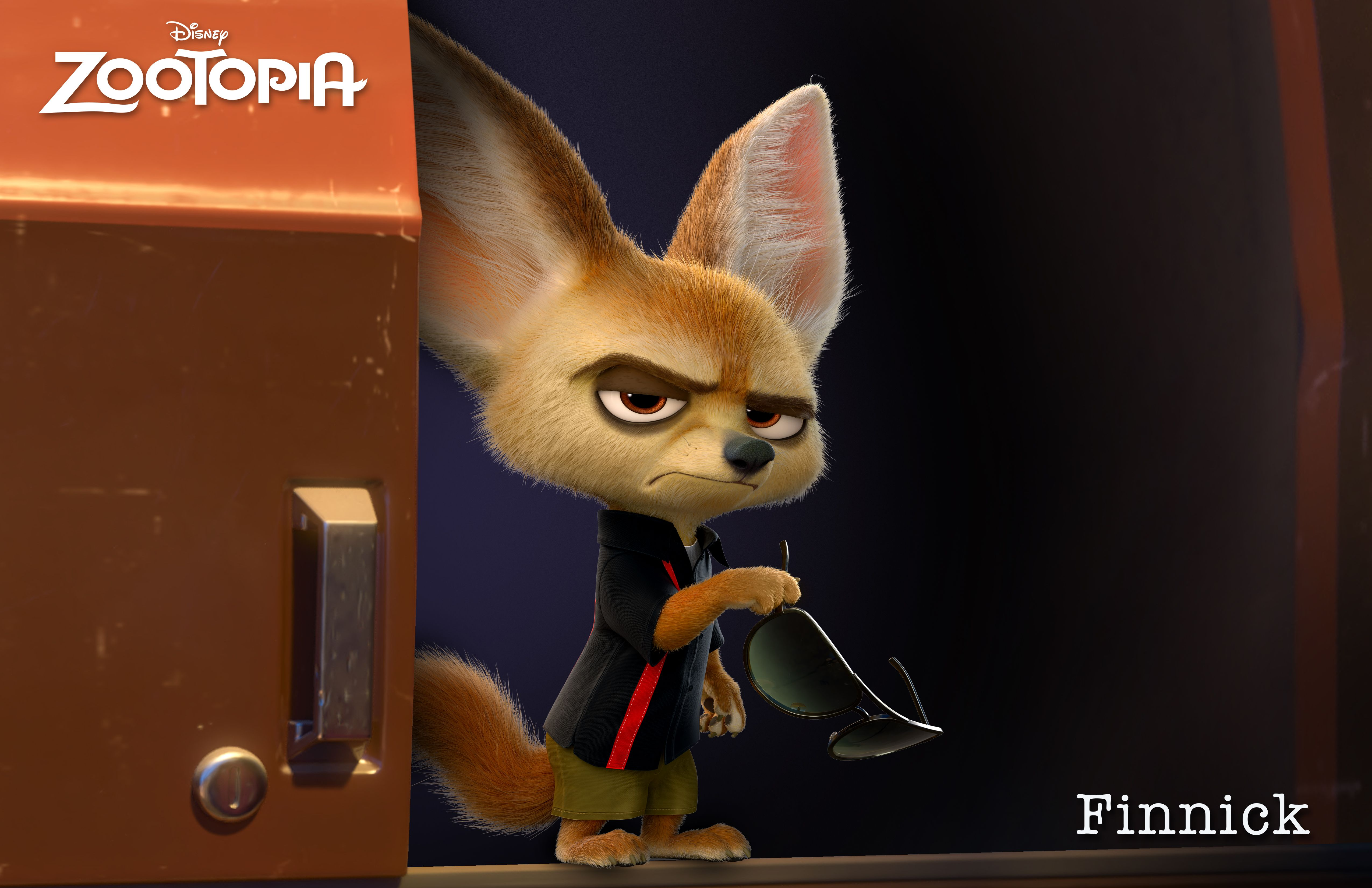 Zootopia Voice Cast And New Images Revealed Collider