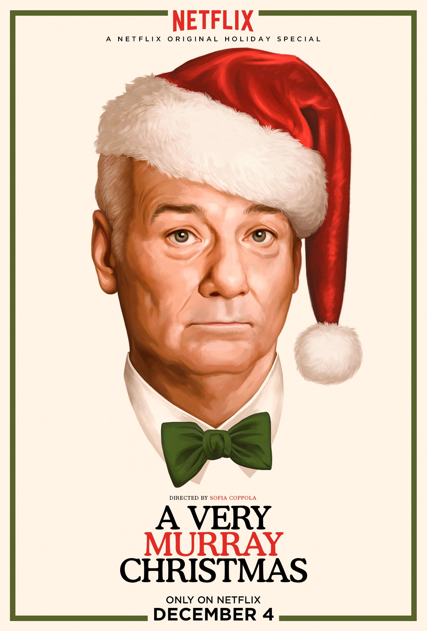 Bill Murray Sings in New A Very Murray Christmas Trailer | Collider