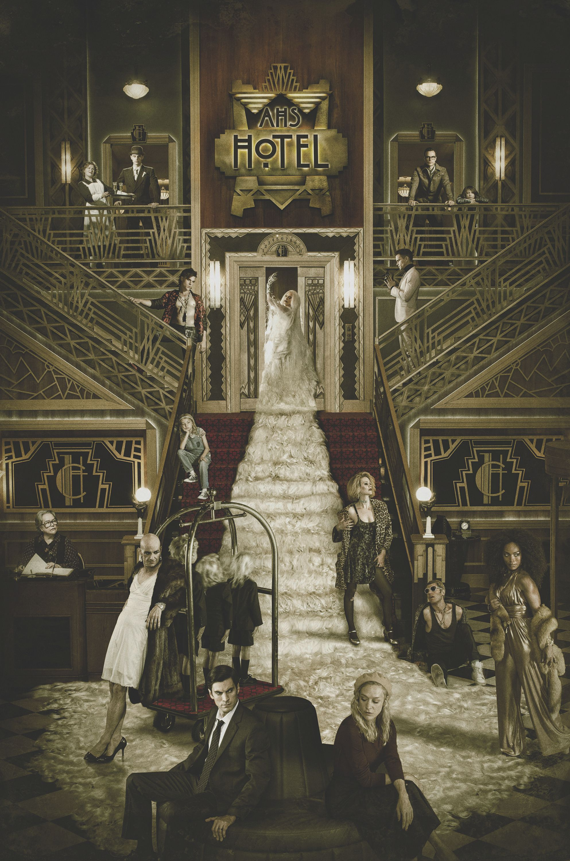 American horror story hotel recap be our guest collider for Character hotel