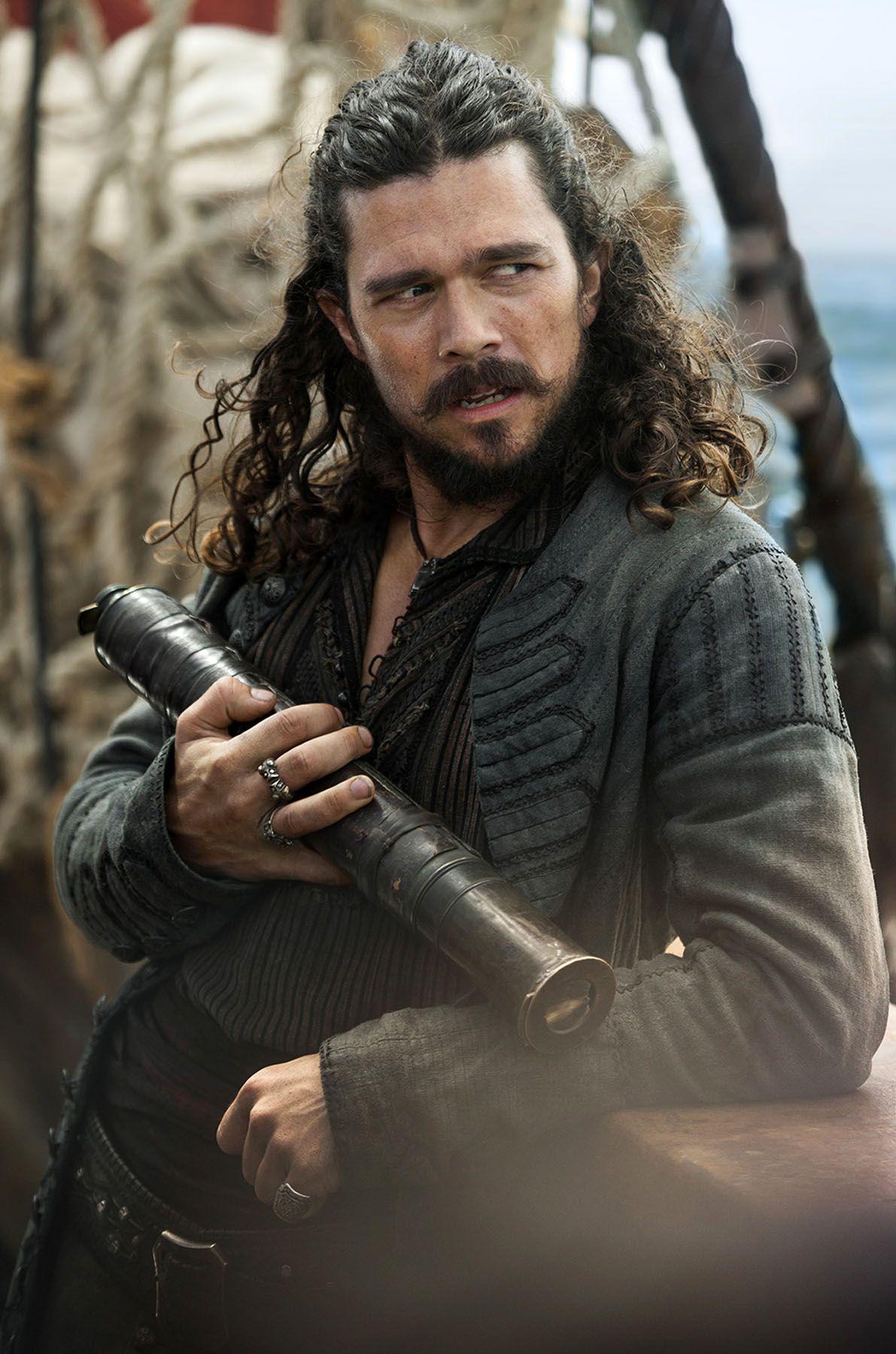 Ray Stevenson Talks Blackbeard, '-Black Sails,'- and the Secret to ...