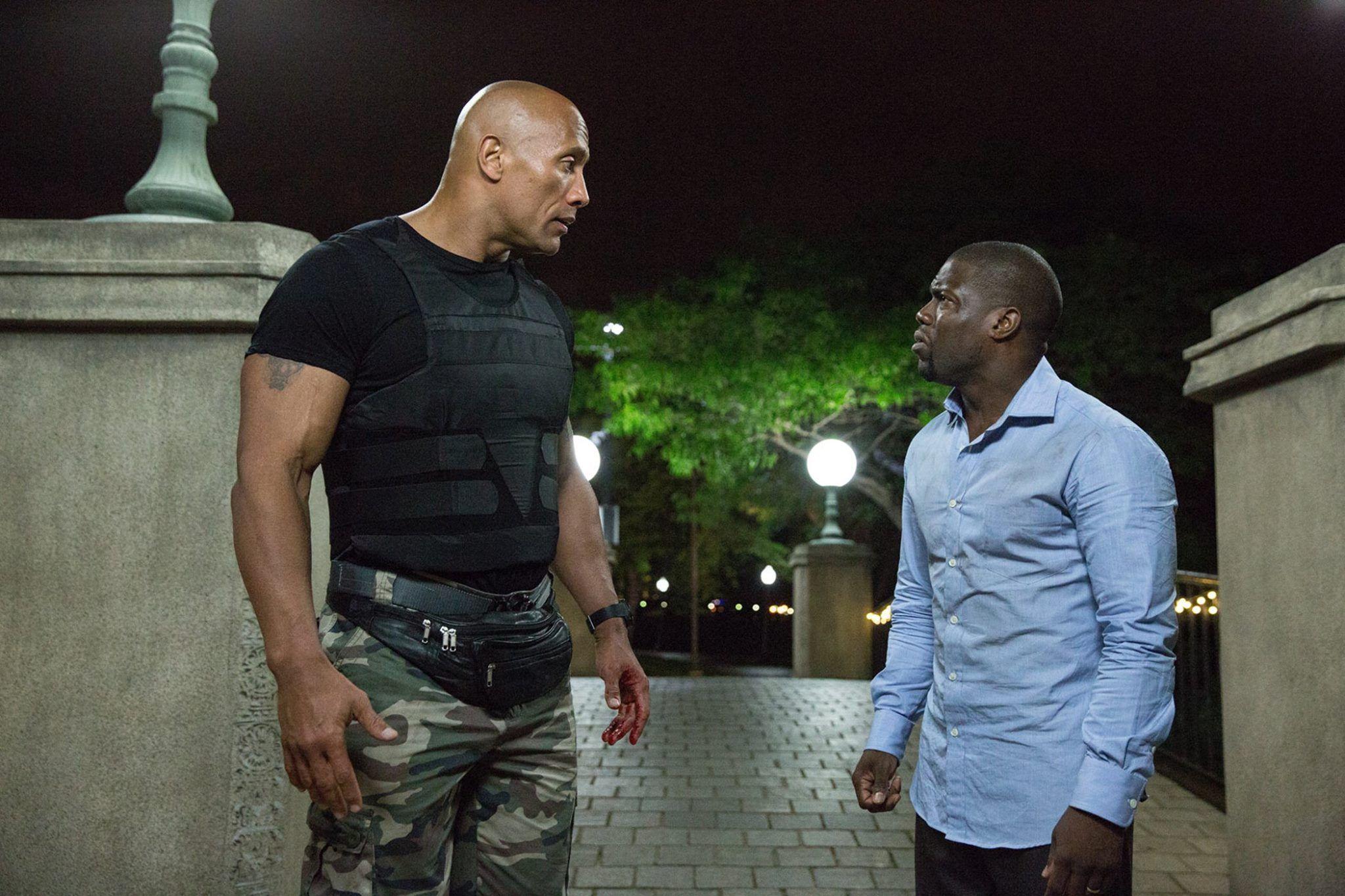 Dwayne Johnson And Kevin Hart Eyed For Jumanji Remake Collider