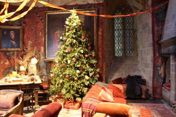 Harry Potter Christmas Wallpaper Hd.Harry Potter Studio Tour London Images And Details Collider
