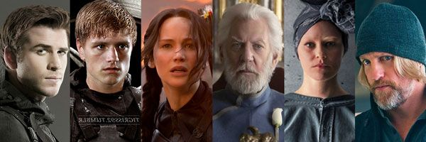 character analysis of the main characters in the hunger games Odds are, you've at least heard of suzanne collins' mega-popular novel, ''the  hunger games'' but how much do you really know about the book this.