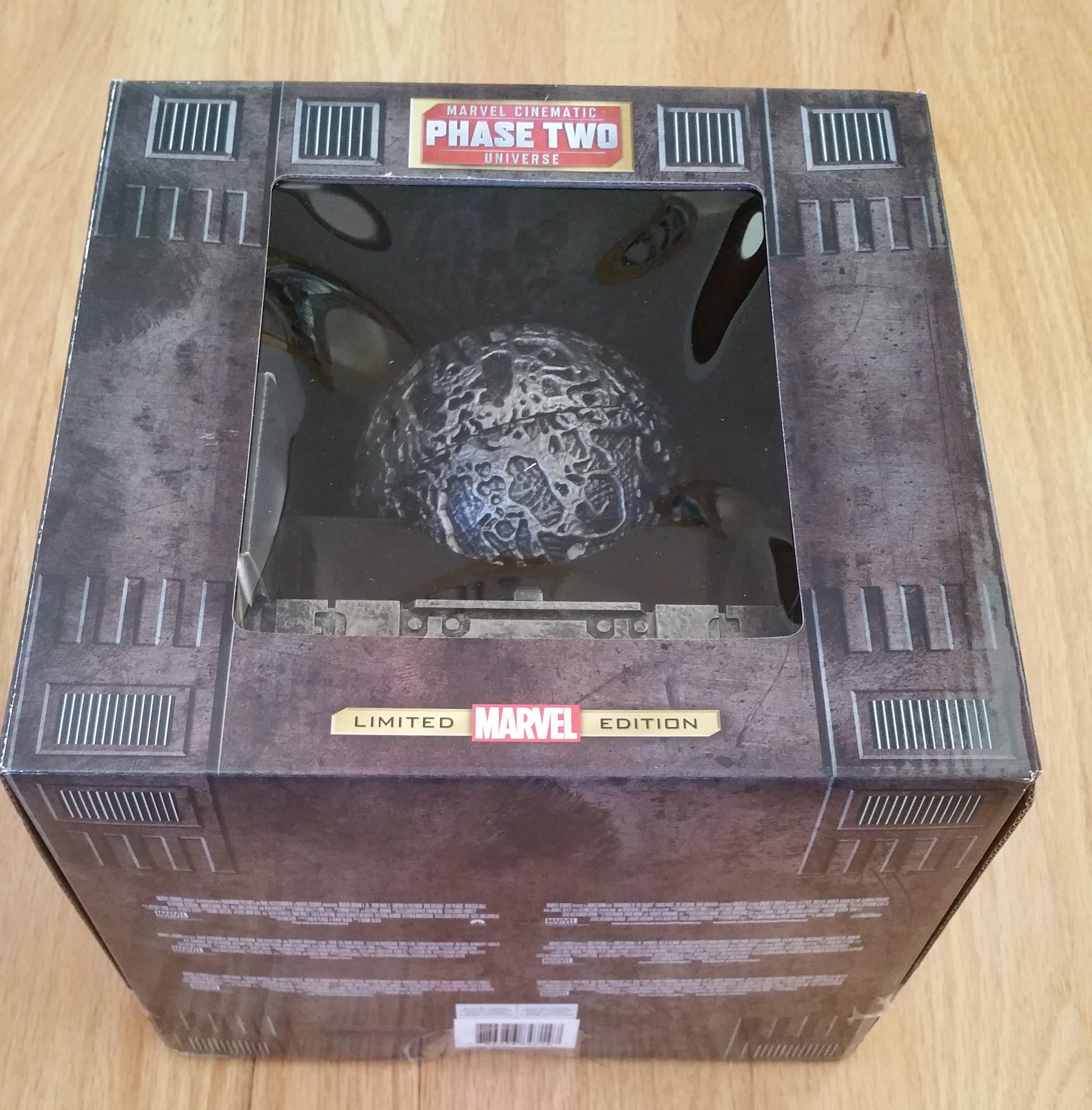 Marvel phase two blu ray box set images and details collider