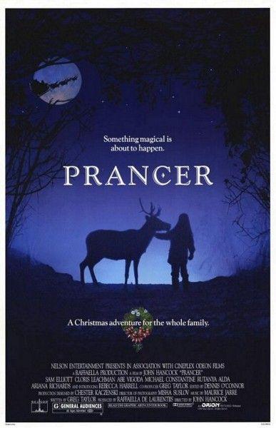 prancer-poster
