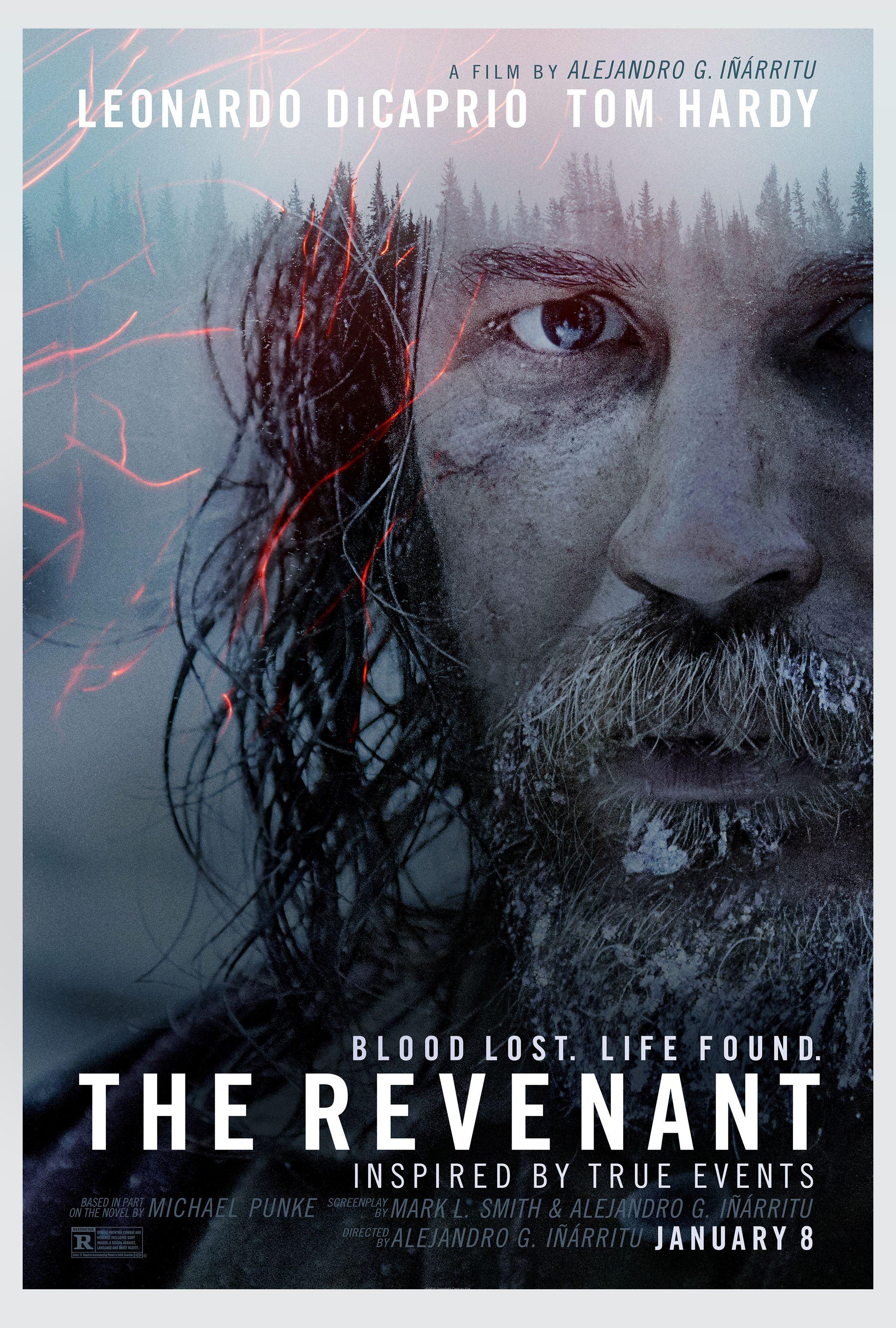 The Revenant Sendetermine