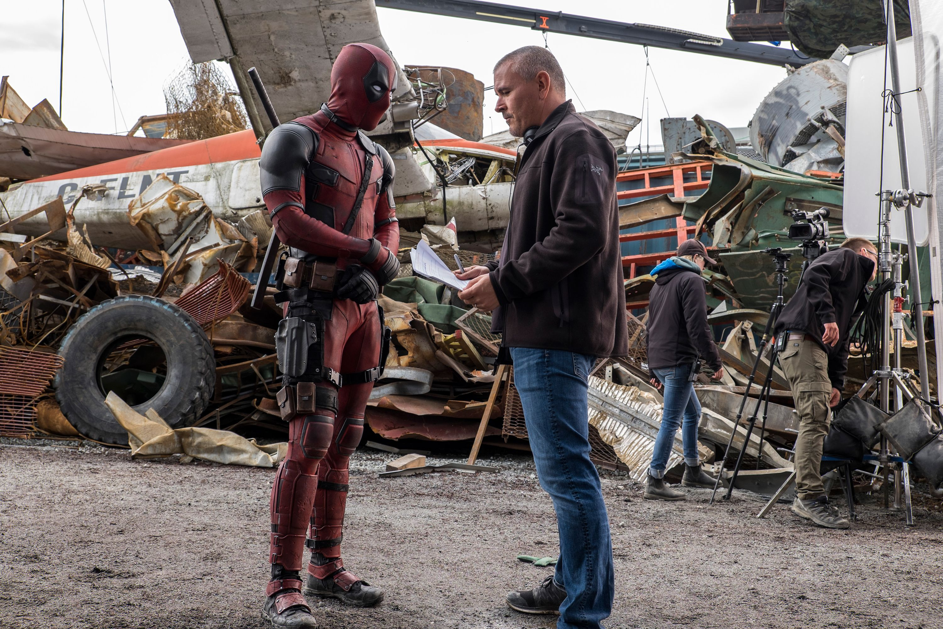 'Deadpool': Ryan Reynolds and Tim Miller on Footage Leaks, 'Guardians' Anxiety and Hyper-Violence