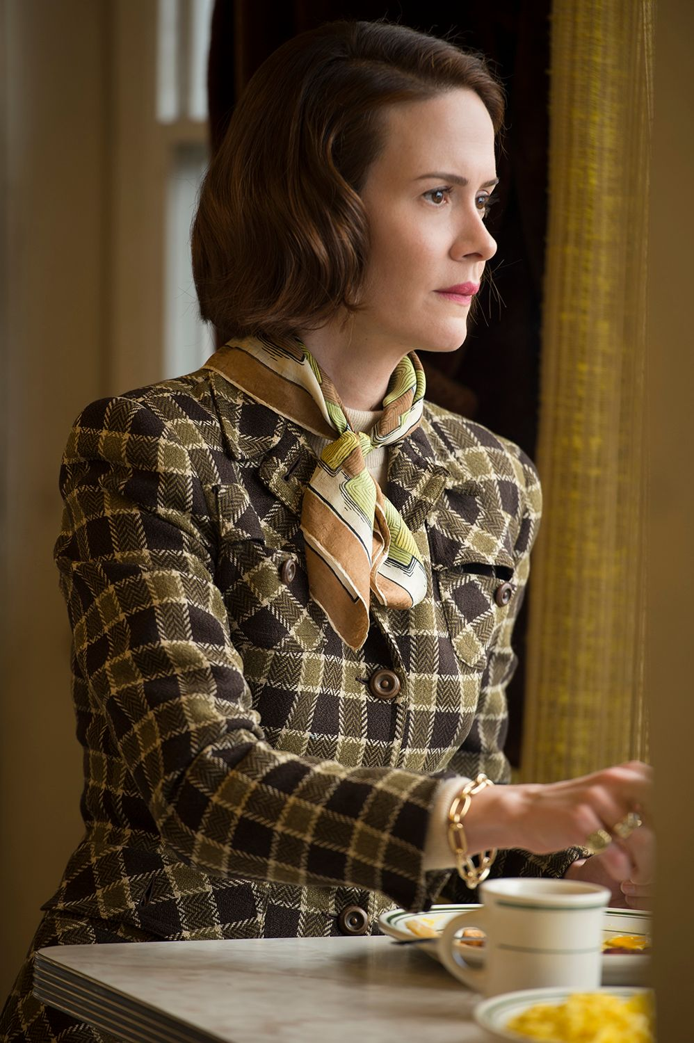 Netflix Commits To Ryan Murphy S Ratched With Sarah Paulson Collider