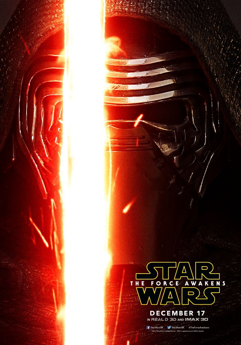 star wars 7 new tv spots focuses on kylo ren 39 s attack. Black Bedroom Furniture Sets. Home Design Ideas