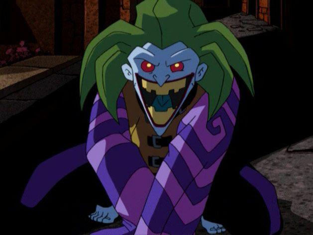 The Joker S 5 Strangest Looks In History Collider