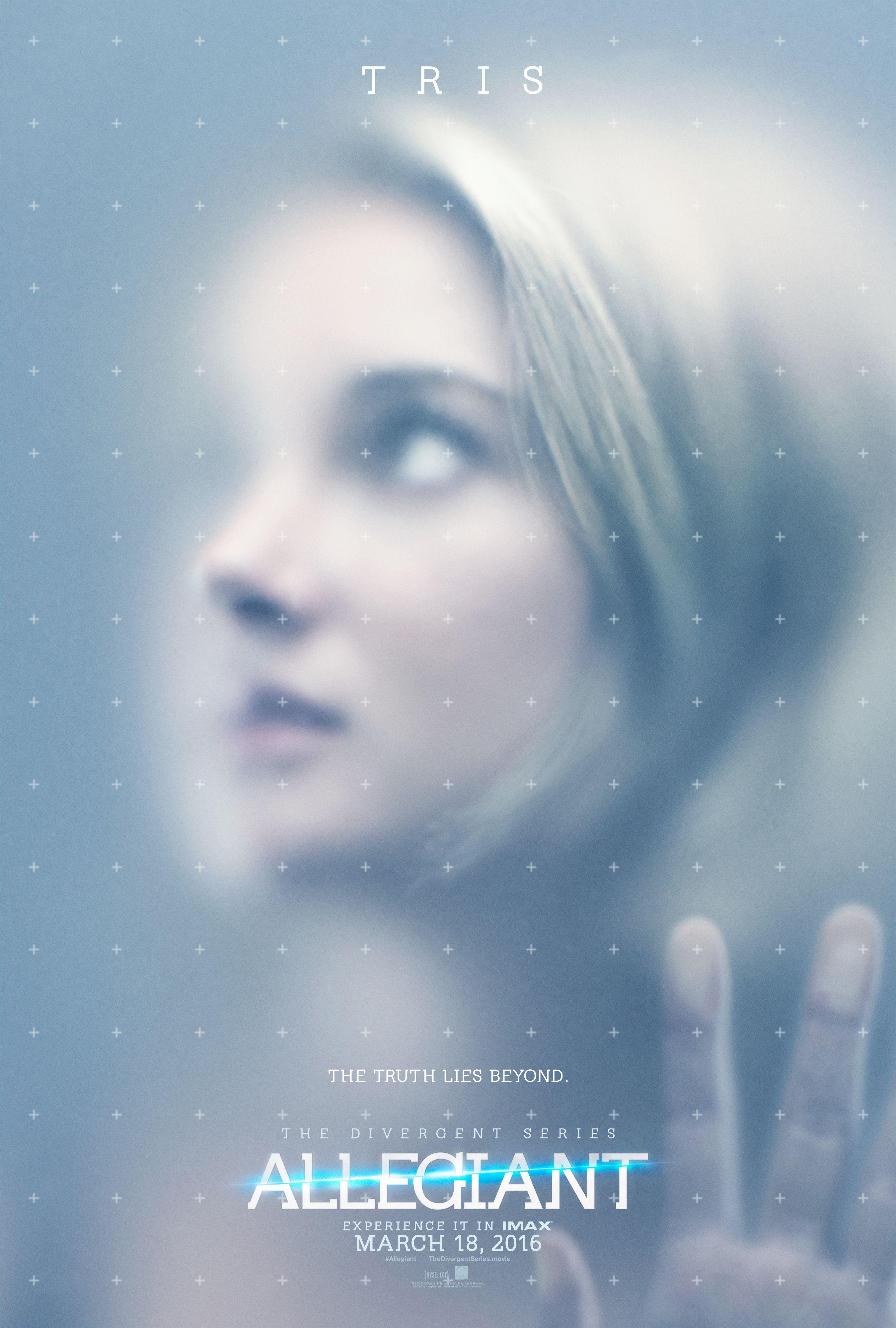 Allegiant Trailer Shailene Woodley Divergent
