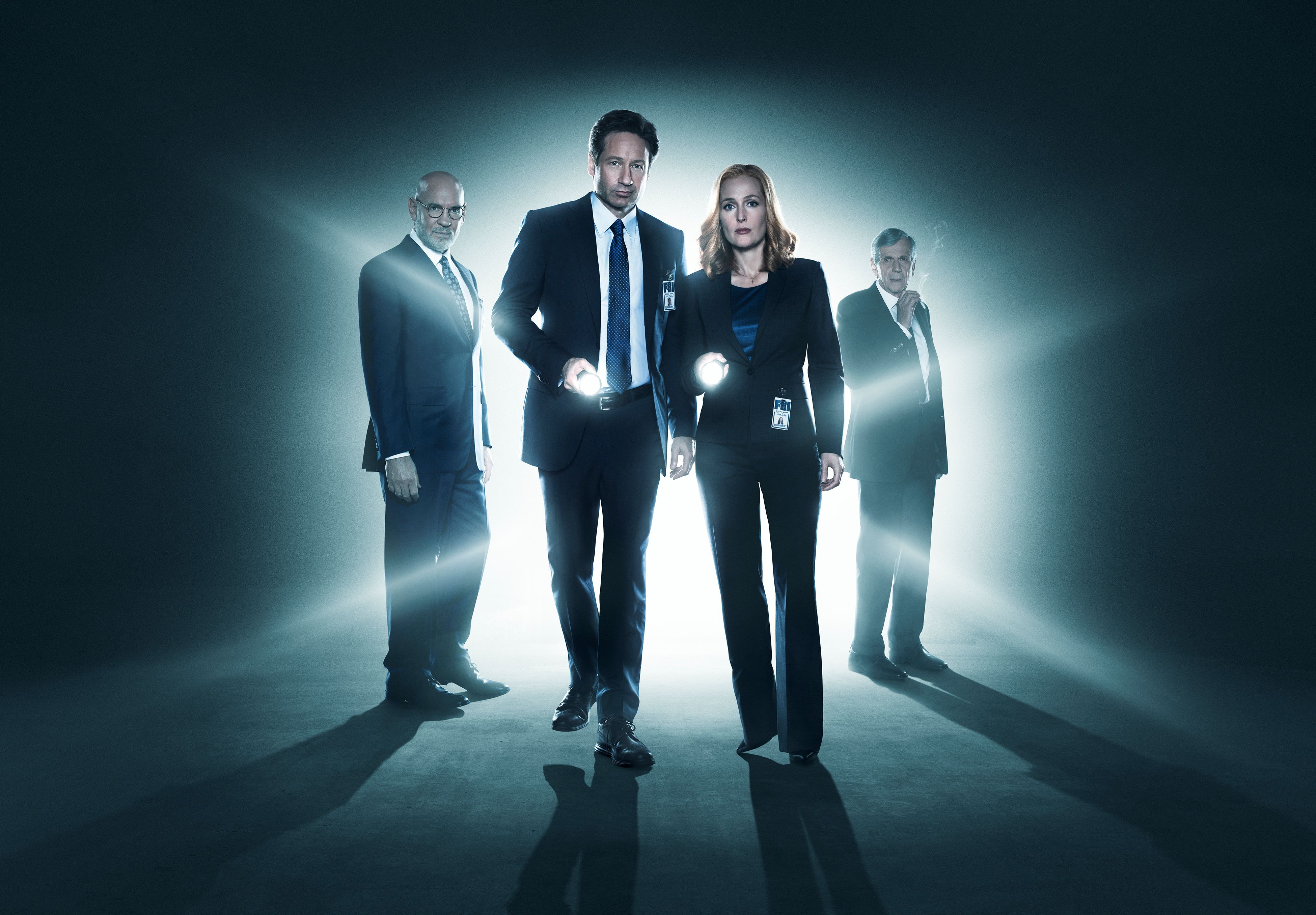 The X Files Revival Cast