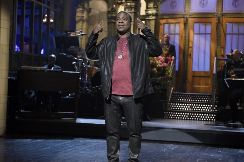 New Tracy Morgan comedy moves to TBS
