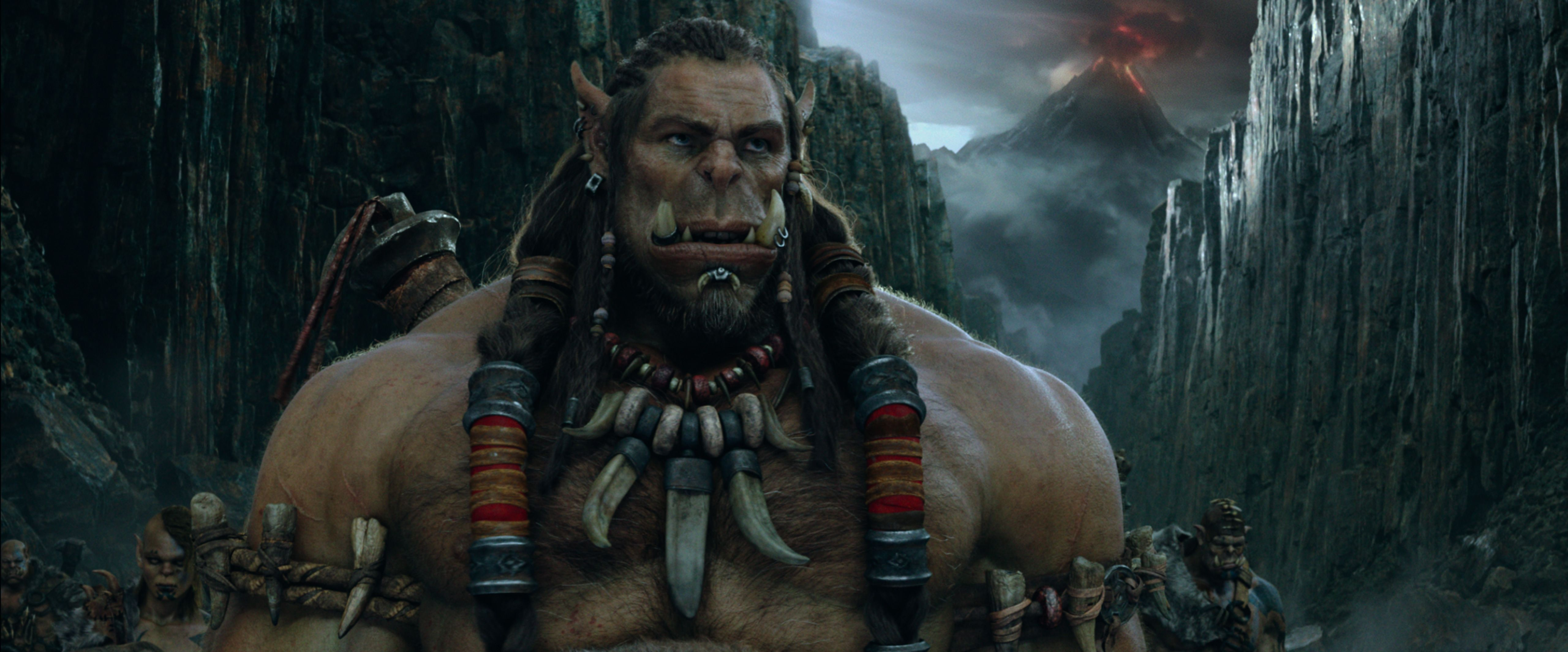 Warcraft Movie Images Feature Orcs Humans And A Hybrid Collider