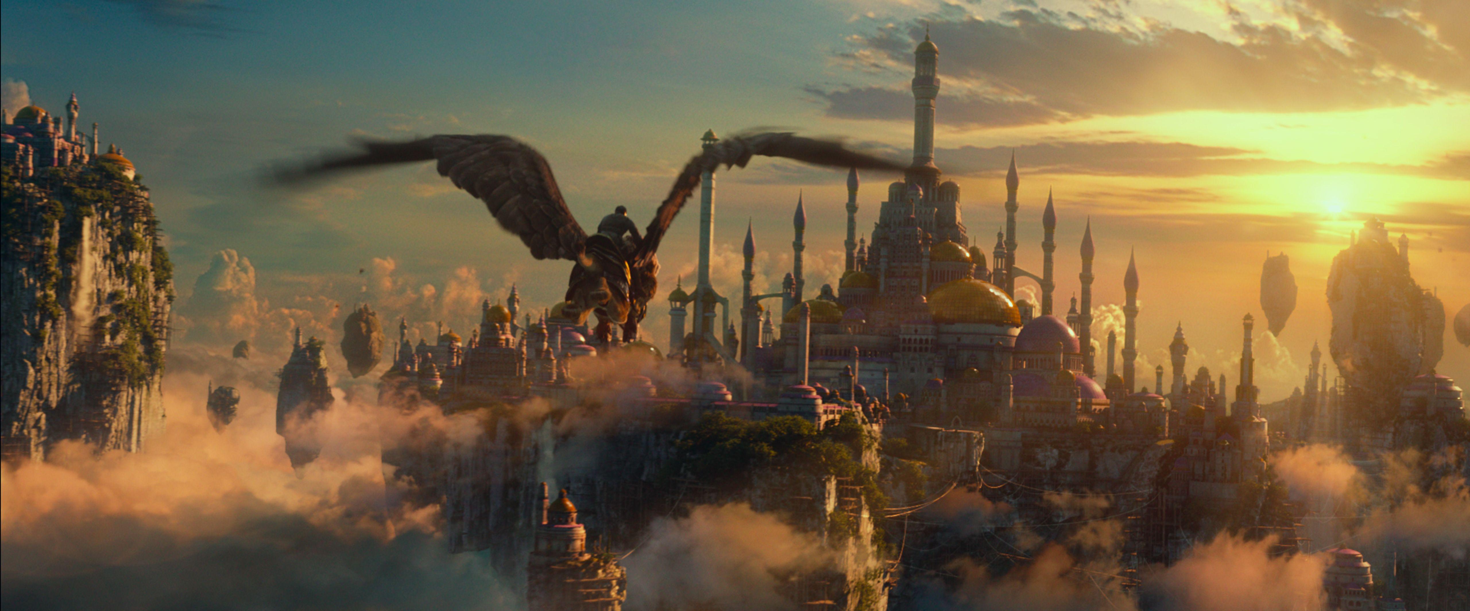 warcraft movie new trailer reveals lothar durotan alliance