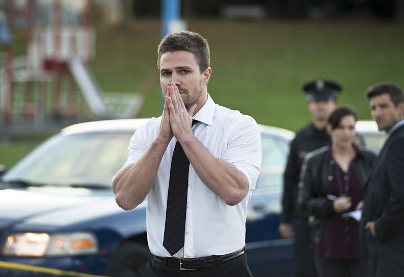 Arrow Midseason Finale Recap: