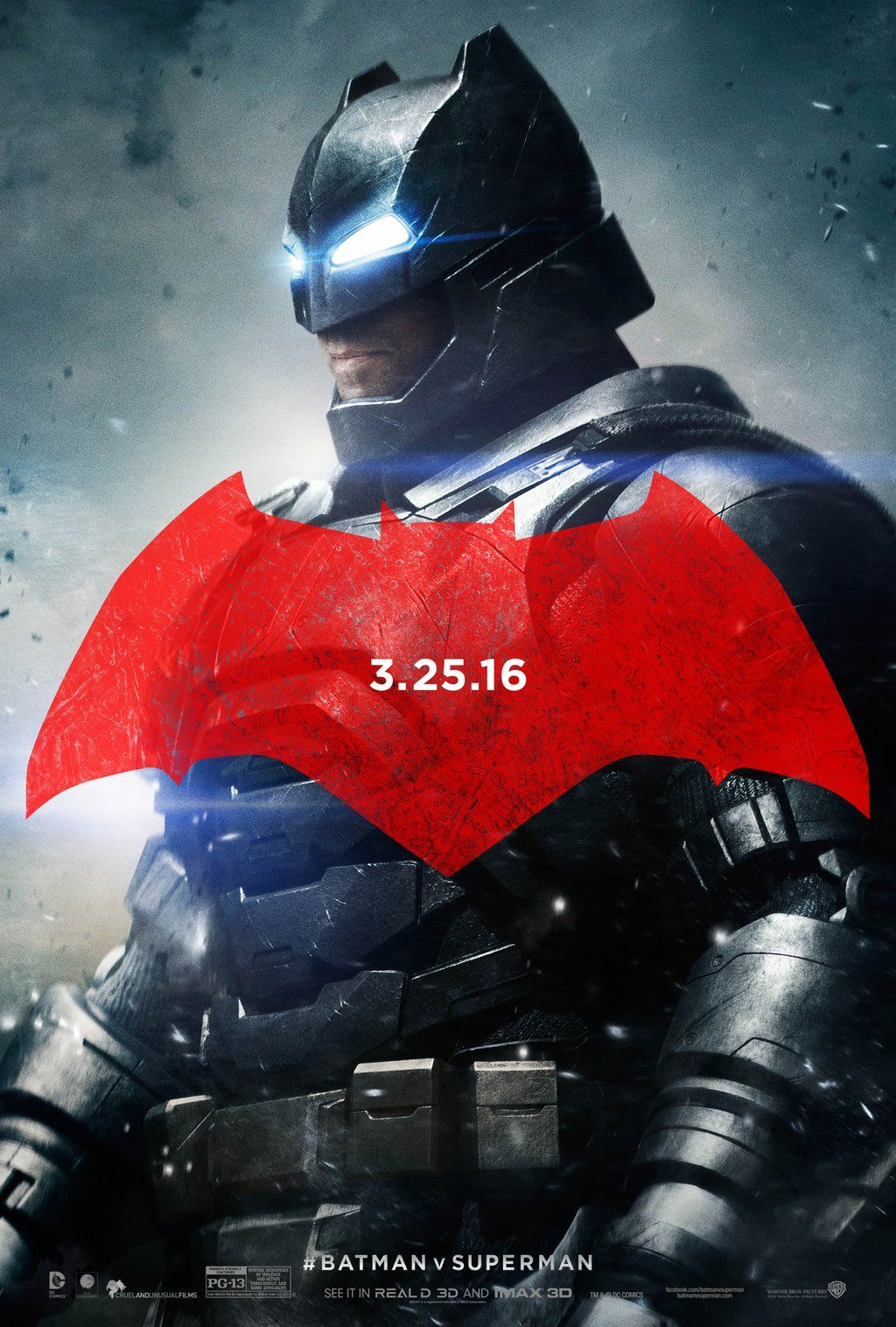 Batman vs Superman R-Rated Director's Cut Details Revealed ...
