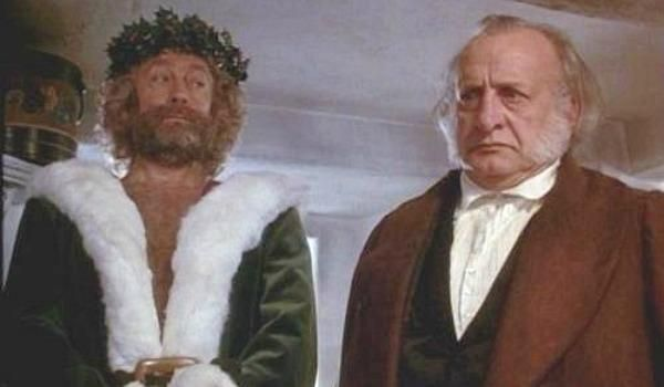 george c scott movies christmas carol