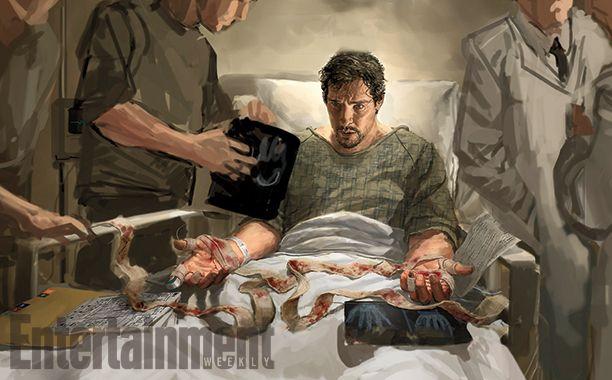 Doctor strange benedict cumberbatch images are a marvel - Doctor strange images ...