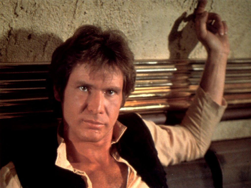 Harrison ford on han solo 39 s fate in star wars 7 collider - Vaisseau star wars han solo ...