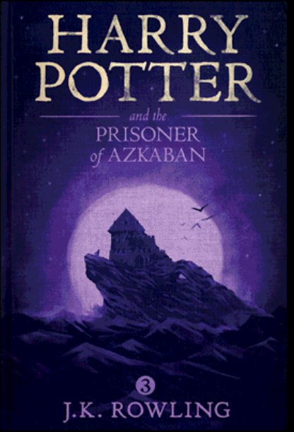 Harry Potter Covers Designed by Olly Moss for Pottermore ...