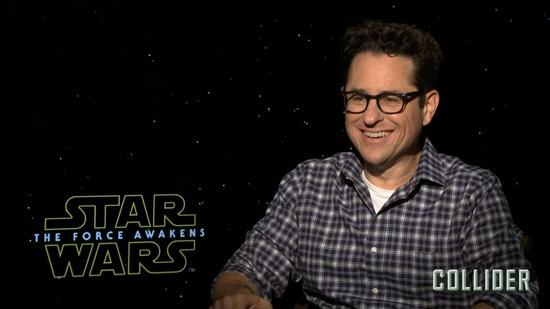 jj abrams on star wars  the force awakens deleted scenes